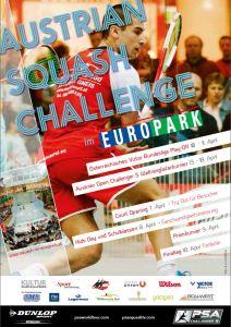 Austrian Squash Challenge