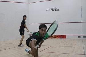 Pro Squash Japan 1