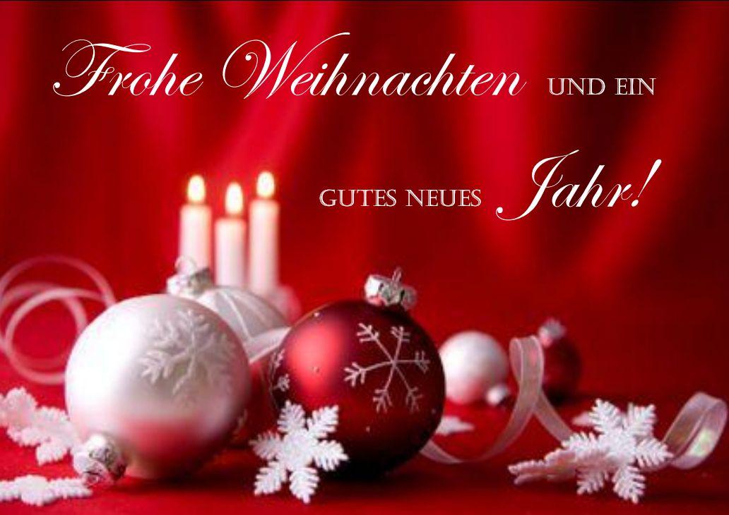 Image result for frohe weihnachten und guten rutsch